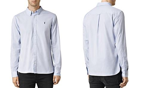 ALLSAINTS Redondo Slim Fit Button-Down Shirt - Bloomingdale's_2
