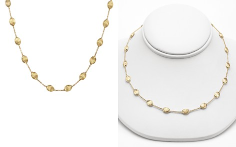 "Marco Bicego ""Siviglia Collection"" Medium Bead Gold Necklace, 16"" - Bloomingdale's_2"