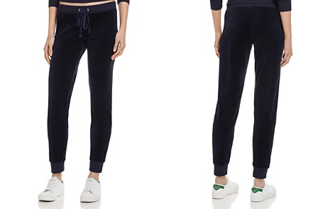 Juicy Couture Black Label Zuma Velour Jogger Pants - Bloomingdale's_2