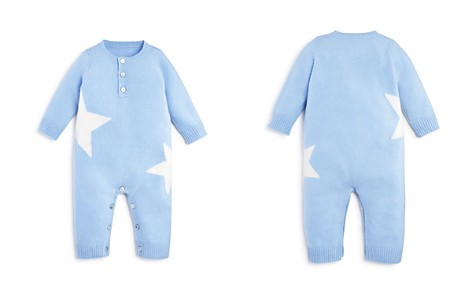 Bloomie's Boys' Cashmere Stars Intarsia Coverall, Baby - 100% Exclusive - Bloomingdale's_2