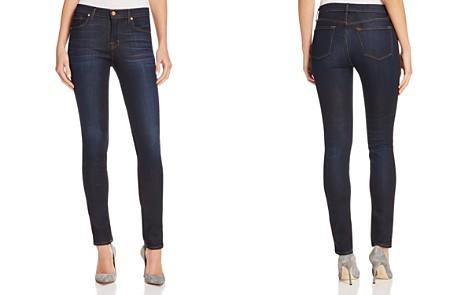J Brand Skinny Jeans in Covert - Bloomingdale's_2