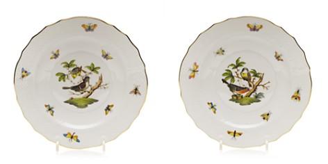 Herend Rothschild Bird Salad Plate - Bloomingdale's_2