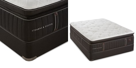 Stearns & Foster Cincinnatian Luxury Cushion Firm Euro Pillow Top Mattress Collection - Bloomingdale's_2