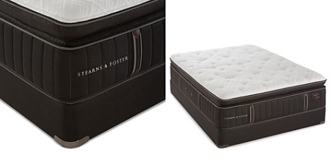 Stearns & Foster Welsh Hills Luxury Plush Euro Pillow Top Mattress Collection - Bloomingdale's_2