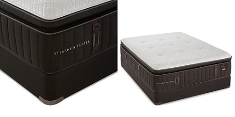 Stearns & Foster Reserve No. 2 Luxury Plush Euro Pillow Top Mattress Collection - Bloomingdale's_2