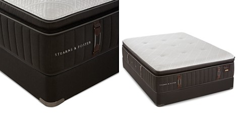 Stearns & Foster Reserve No. 1 Luxury Ultra Plush Euro Pillow Top Mattress Collection - Bloomingdale's_2