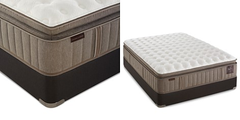 Stearns & Foster Aronoff Luxury Cushion Firm Euro Pillowtop Mattress Collection - Bloomingdale's_2