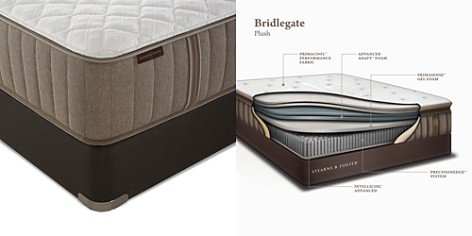 Stearns & Foster Bridlegate Luxury Plush Mattress Collection - Bloomingdale's_2