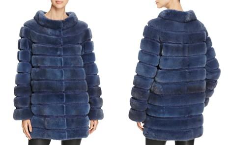 Maximilian Furs x Carmen Marc Valvo Mink Fur Coat - 100% Exclusive - Bloomingdale's_2