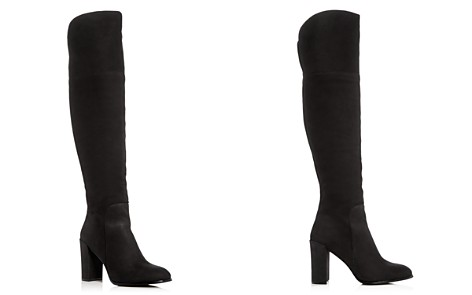 Kenneth Cole Women's Jack Nubuck Leather Over-the-Knee Boots - Bloomingdale's_2