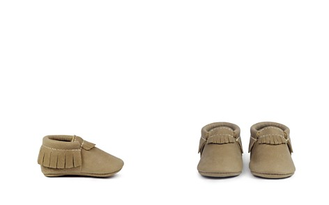 Freshly Picked Unisex Fringed Leather Moccasins - Baby - Bloomingdale's_2