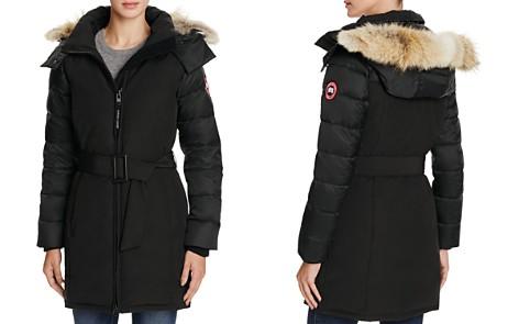 Canada Goose Rowan Fur-Trimmed Parka - Bloomingdale's_2