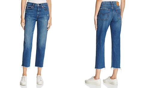 Levi's Wedgie Straight Jeans in Lasting Impression - Bloomingdale's_2