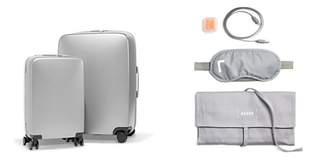 Raden Smart Luggage, Metallic Matte Collection - Bloomingdale's Registry_2