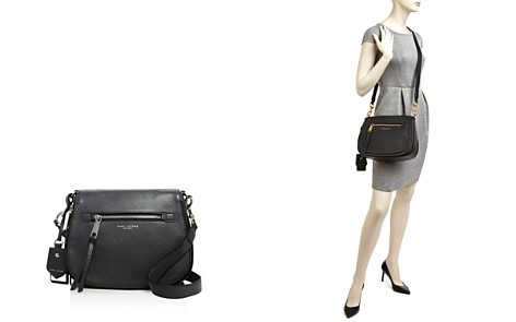 MARC JACOBS Recruit Nomad Leather Saddle Bag - Bloomingdale's_2