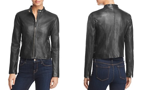 BB DAKOTA Leydon Leather Moto Jacket - 100% Exclusive - Bloomingdale's_2