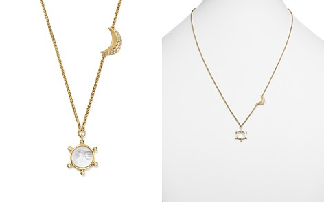 """Temple St. Clair 18K Yellow Gold Celestial Crystal Charm Necklace with Diamonds, 24"""" - 100% Exclusive - Bloomingdale's_2"""