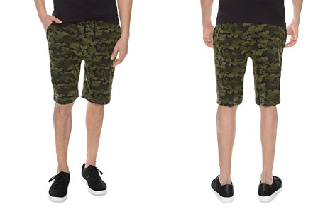 2(X)IST Terry Camouflage Lounge Sweat Shorts - Bloomingdale's_2