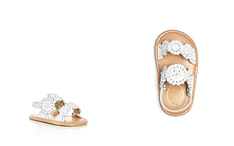 Jack Rogers Girls' Medallion Leather Slingback Sandals - Baby - Bloomingdale's_2