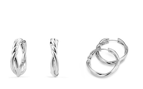 David Yurman Continuance Hoop Earrings - Bloomingdale's_2