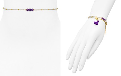 "ME to WE Beaded Convertible Choker Necklace, 10.5"" - Bloomingdale's_2"