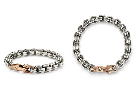 David Yurman Anvil Chain Bracelet with Bronze - Bloomingdale's_2