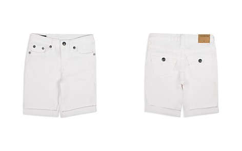 True Religion Boys' Geno Rolled Cuff Shorts - Little Kid - Bloomingdale's_2