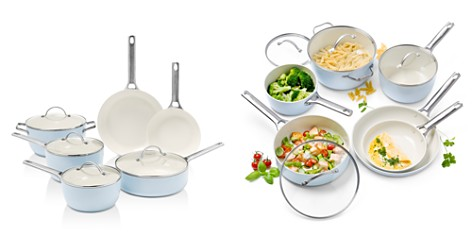 GreenPan Padova Ceramic Non-Stick 10Pc Cookware Set - Bloomingdale's_2