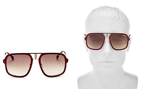 Carrera Men's Square Sunglasses, 58mm - Bloomingdale's_2