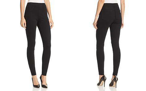 SPANX® Cropped Knit Leggings - Bloomingdale's_2