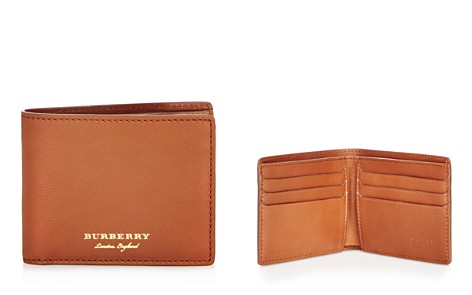 Burberry Trench Leather Hipfold Wallet - Bloomingdale's_2