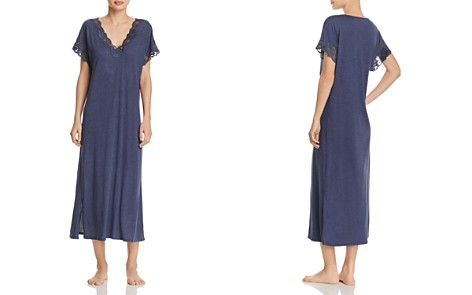 Natori Zen Floral Lace Nightgown - Bloomingdale's_2