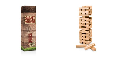 Professor Puzzle Giant Toppling Tower - Bloomingdale's_2