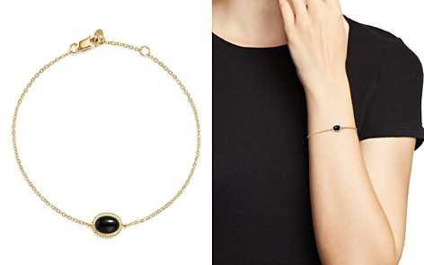 Oval Gemstone Bracelet in 14K Yellow Gold - 100% Exclusive - Bloomingdale's_2
