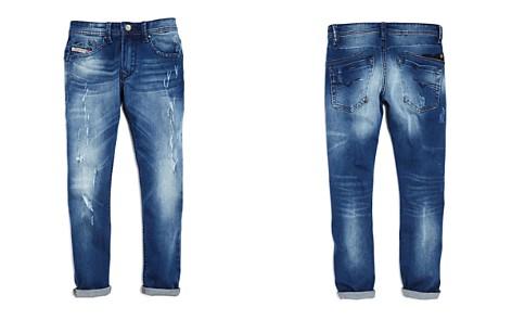 Diesel Boys' Darron Regular Slim Fit Jeans - Big Kid - Bloomingdale's_2