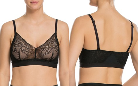 SPANX® Spotlight On Lace Bralette - Bloomingdale's_2