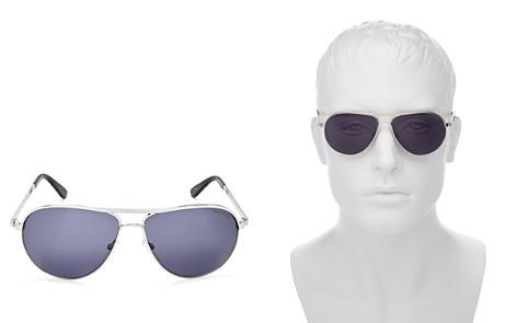 Tom Ford Men's Marko Aviator Sunglasses, 58mm - Bloomingdale's_2