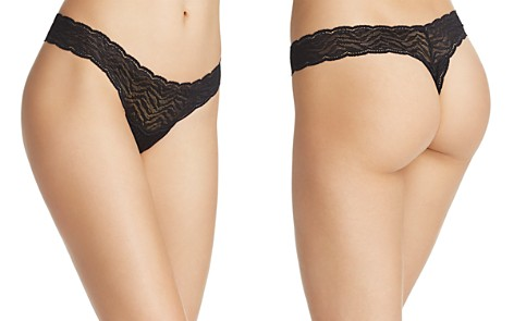 Cosabella Sweet Treats Zebra Lace Thong - Bloomingdale's_2