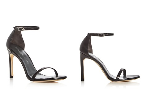 Stuart Weitzman Nudistsong Ankle Strap High-Heel Sandals - Bloomingdale's_2
