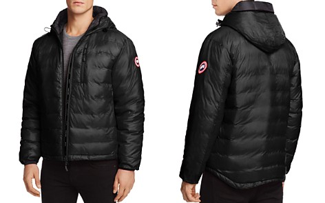 Canada Goose Lodge Hooded Down Jacket - Bloomingdale's_2