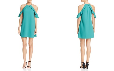 Cooper & Ella Saga Cold-Shoulder Dress - 100% Exclusive - Bloomingdale's_2