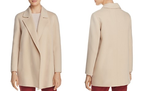Theory Clairene Double-Face Wool and Cashmere Coat - Bloomingdale's_2