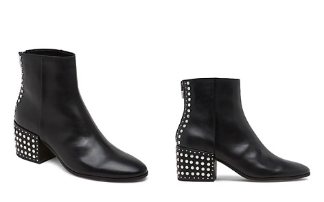 Dolce Vita Mazey Studded Leather Booties - Bloomingdale's_2