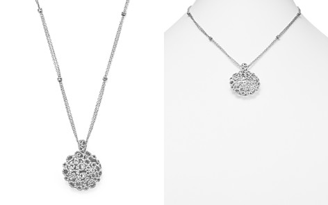 "Roberto Coin 18K White Gold Moresque Diamond Pendant Necklace, 20"" - Bloomingdale's_2"