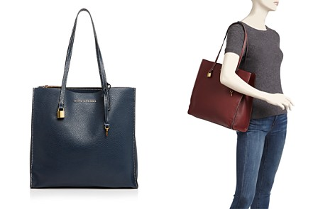 MARC JACOBS The Grind East/West Leather Tote - Bloomingdale's_2
