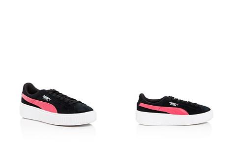 Puma Girls' Suede Platform Sneakers - Toddler, Little Kid - Bloomingdale's_2