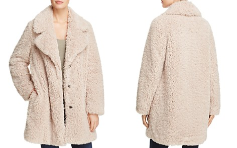 SAGE Collective Faux Fur Teddy Coat - 100% Exclusive - Bloomingdale's_2