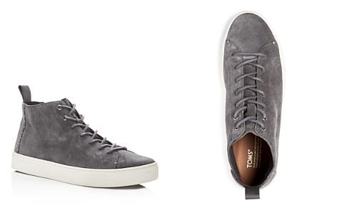 TOMS Men's Lenox Suede Mid Top Sneakers - Bloomingdale's_2