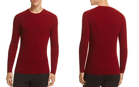 Theory Enzo Ribbed Cashmere Sweater - Bloomingdale's_2