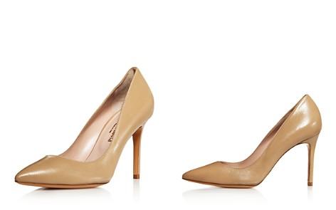 Charles David Genesis Leather Pointed Toe High-Heel Pumps - Bloomingdale's_2